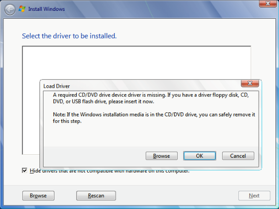 how to fix my windows installer for windows 7